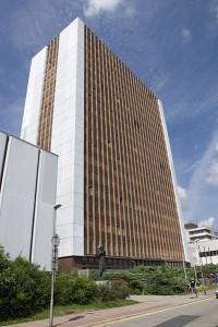 Budova FSI VUT, Brno