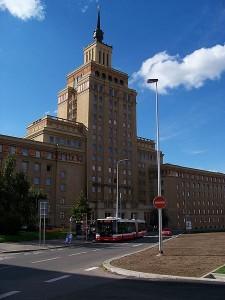 Hotel Crowne Plaza Prague v Praze