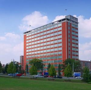 Baťův mrakodrap, Zlín